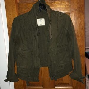 Abercrombie and Fitch size small jacket